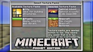 วิธีลง TEXTRUEPACK Minecraft PE 0.15.0 ตัวเต็ม | Cr.Akie Gay
