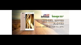 InFocus Bingo 50+ (Gold, 16GB) features and demo in hindi