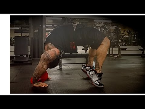 CRAZY FLEXIBILITY AT 295 LBS - Rich Piana