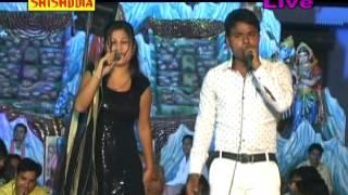 LIVE MOHAN KA JAGRAN-----Gori Tu Kit Chali Karke Solah Shringar-----(VARSHA & RINKU TANWAR)