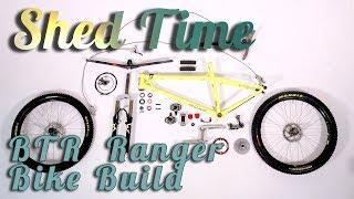 Custom BTR Ranger - HT Overhaul Bike Build