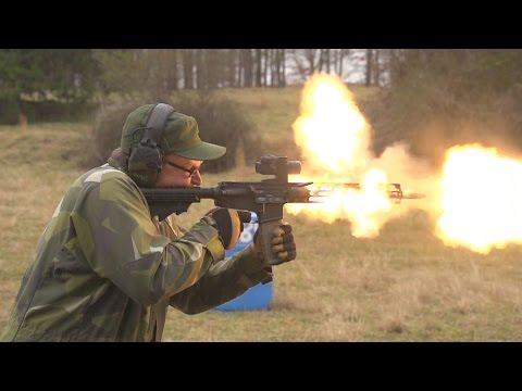 ULTIMATE AR-15 MELTDOWN!