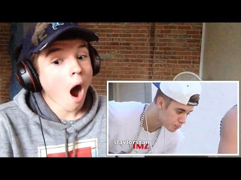Download Justin Bieber Being Rude To Fans Compilation REACTION! HD Mp4 3GP Video and MP3