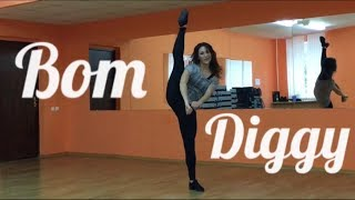 Bom Diggy | Bollywood Dance | Olga73il | Zack Knight | Jasmin Walia
