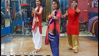 Paranda | Kaur B | JSL |PUNJABI dance | Desire Dance & Fitness Academy