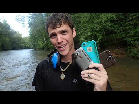 A Phoney Adventure out on the River
