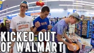 How To Get KICKED OUT of Walmart 3!