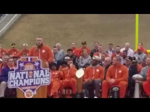 TigerNet Watson and Boulware speeches