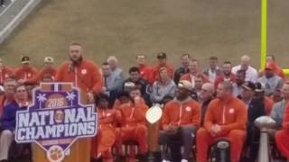 TigerNet.com - Watson and Boulware speeches