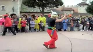 Astérix et Obélix à Disneyland Mafia Du Rire