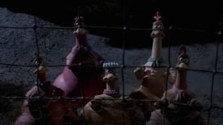 Chicken Run-Opening Film Soundtrack scene