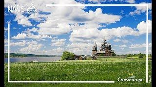 Croisière entre Moscou et Saint Petersbourg | CroisiEurope