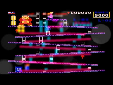 Let s Compare Classic Donkey Kong