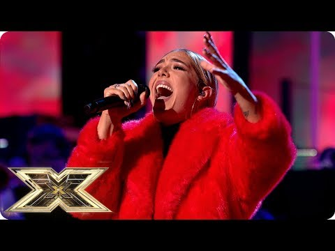 Xxx Mp4 Bella Penfold Sings Strong Live Shows Week 5 X Factor UK 2018 3gp Sex