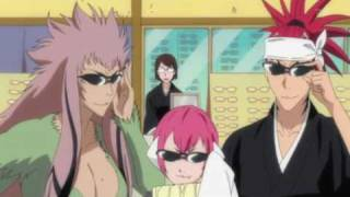Shinigami Illustrated Picture Book - Renji Spending Too Much Time with Zabimaru