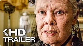 VICTORIA AND ABDUL Trailer (2017)
