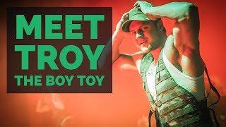 MEET TROY - THE BOY TOY - MAGIC MEN LIVE!