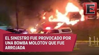 Ataque contra agencia de autos en Nuevo León