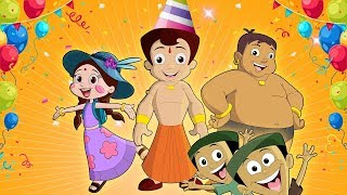 Chhota Bheem - Bheem ka Birthday aaya re..