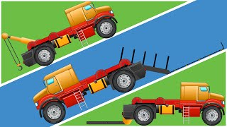 Transformex | kids Superhero | Hook Tow Truck | Flat Bed Tow Truck | Wheel Lift Tow Truck