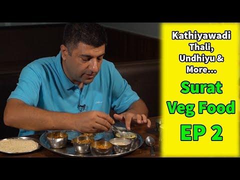 Xxx Mp4 Surat Gujarat Food Journey EP 2 Kathiyawadi Thali 3gp Sex
