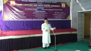 1▶ Maulana Salman Nadvi Talking about Nursing   YouTube 360p mp4
