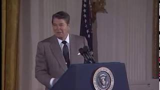 Compilation of President Reagan