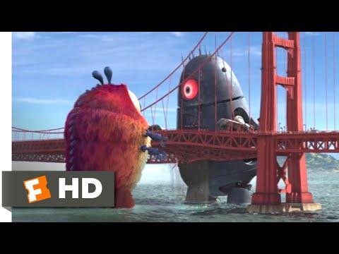 Xxx Mp4 Monsters Vs Aliens 2009 Golden Gate Grapple Scene 5 10 Movieclips 3gp Sex