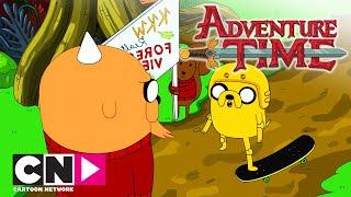 Adventure Time | Skatepark-Collage | Cartoon Network
