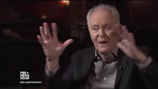 John Lithgow brings the magic of the bedtime story to Broadway