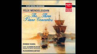 Felix Mendelssohn - Concerto in A Minor - Part 2