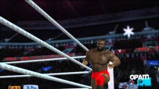 WWE SvR 2011 - The Corre Entrance -
