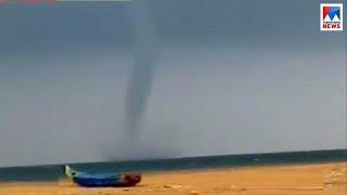 Unnatural changes in sea,Trivandrum