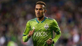 GOAL: Handwalla Bwana buries his first career MLS goal