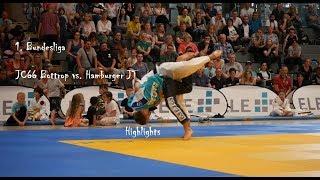 Judo || Bundesliga 2018: JC66 Bottrop vs. Hamburger JT (3:11 [30:110]).
