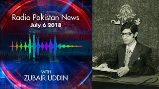 Radio Pakistan News July 6 2018