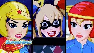 Around Metropolis in 80 Seconds | Episode 307 | DC Super Hero Girls