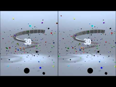 3D Sem Óculos Como ver Aprendendo