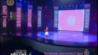 I'm Yours Jason Mraz's Ukulele cover by Gail Sophicha, Thailand's Got Talent S2