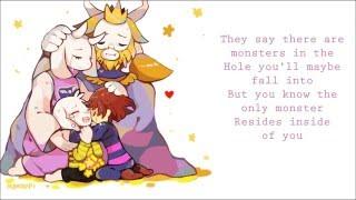 [Teppathekid] Undertale - Memory - (Lyrics by Scarvesofgold)