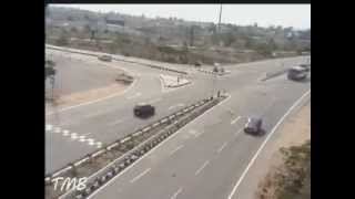 Live CCTV Road Accidents in Indian Highways
