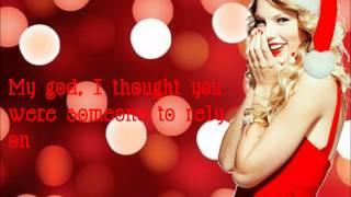 Taylor Swift - Last Christmas [Lyrics♥]