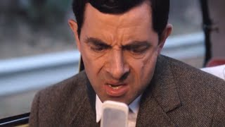 Wrong Number | Funny Clips | Mr Bean Official