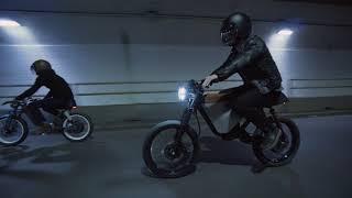 ONYX Motorbikes - STOCKTON TUNNEL San Francisco