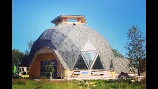 Norway Dome House