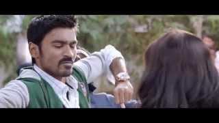 Anekudu Official Trailer | Dhanush | Harris Jayaraj | K.V. Anand