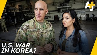 Is The U.S. Military Prepping For War With North Korea? [Pt.2] | Direct From With Dena Takruri - AJ+