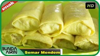 Cara Membuat Semar Mendem Resep Jajanan Indonesia Recipes Indonesia Bunda Airini