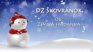 DZ Škovránok - Zimná hádanka