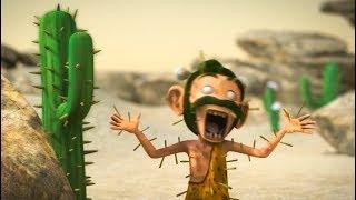 Oko Lele - Episode 2 - Curiosity - animated short CGI - funny cartoon - Super ToonsTV